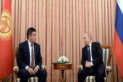 همکاریهای دوجانبه محور مذاکرات «پوتین» و «جین بیکاف»