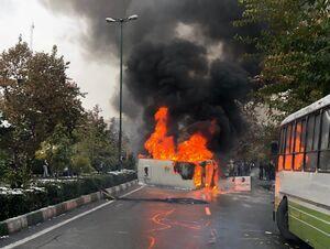 پنج عامل انسداد بزرگراه آزادگان دستگیر شدند