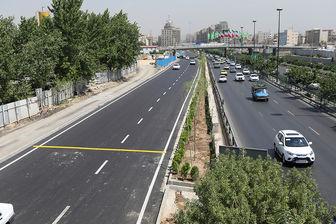 آخرین وضعیت ترافیکی تهران در 14 شهریور
