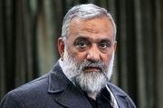 سردار نقدی: صلح با غرب مشکلات اقتصادی را حل نمیکند