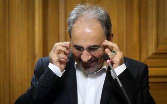 واکنش عجیب شهردار تهران به ریش آقای کارگردان/عکس