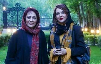 خواهران بازیگر ایرانی با دو فامیلی متفاوت/ عکس