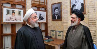 پیام تسلیت روحانی در پی درگذشت حجت الاسلام محتشمیپور