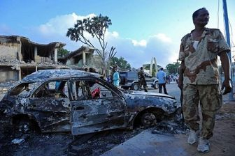انفجار در سومالی