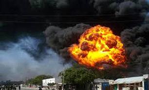 انفجار اتوبوس بمبگذاری شده در دمشق