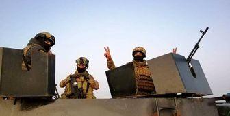 عملیات ضد تروریستی ارتش عراق در «موصل»