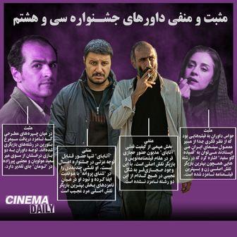 حمایت از فیلمهای کمحاشیه تا نادیده گرفتن «هادی حجازی فر» و «جواد عزتی»