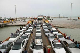 خروج خودروهای بالای ۲۵۰۰ سی سی از کیش به داخل کشور آزاد شد