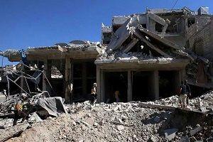روسیه بمباران در سوریه را تکذیب کرد