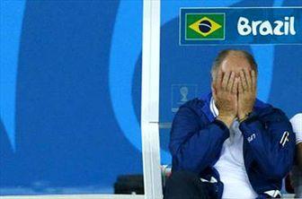 قدردانی کنفدراسیون فوتبال برزیل از اسکولاری
