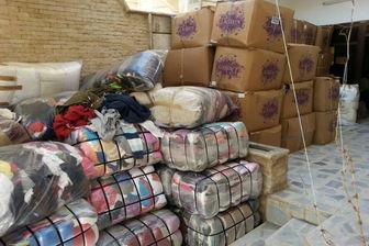 توزیع کمکهای بشردوستانه در «دیرالزور» سوریه