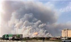 انفجار در سلیمانیه عراق