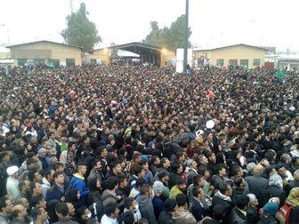 بیش از ۳ میلیون ایرانی برای اربعین وارد عراق شدند