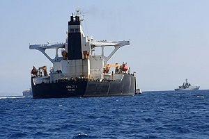 تهدید جدید آمریکا علیه نفتکش گریس 1