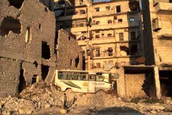 ویرانه هایی که داعش در حلب به جا گذاشت+تصاویر