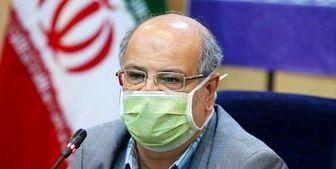 تهران هنوز در شرایط قرمز قرار دارد