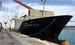 """"""" کشتی نجات """" در آستانه ورود به اقیانوس هند"""
