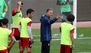 برنامه ایران برای برتری مقابل مراکش در جام جهانی2018