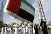 چهره متفاوت رئیس امارات در برابر دوربینها