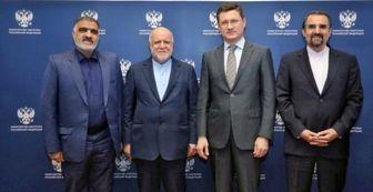 رایزنی زنگنه با وزیر انرژی روسیه در مسکو