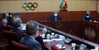 گزارش 2 عضو گروه اعزامی به دادگاه بین المللی ورزش