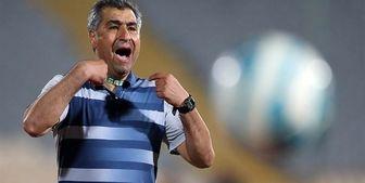 الهامی: دلایل خاص خود را برای عصبانیت در فینال جام حذفی دارم