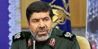 سخنگوی سپاه: با اراجیف مسیح علینژاد، خانواده ایرانی هیچگاه حجاب زن را اجباری نمیداند