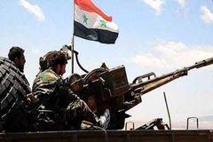 ارتش سوریه سلاحهای ساخت آمریکا را از مزرعهای در اطراف دمشق پیدا کرد