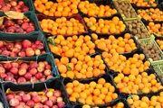 کاهش قیمت میوه در بازار عمدهفروشی