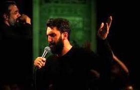 مداحی زیبای حمید علیمی در حضور حاج محمود کریمی/فیلم