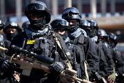 شلیک پلیس فرانسه با سلاح غیرکشنده به سر معترضان