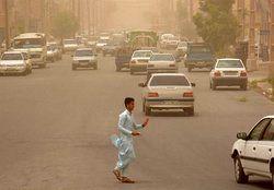 آلودگی هوای زاهدان به ۶ برابر حد مجاز رسید