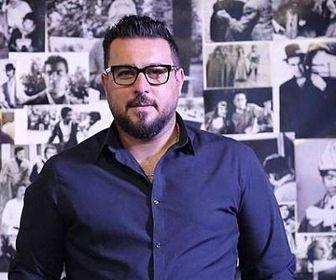 محسن کیایی در آستیگمات+عکس