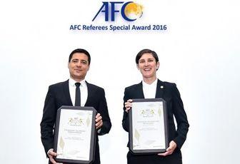 واکنش رئیس فدراسیون فوتبال استرالیا به قضاوت فغانی در کشورش