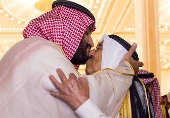 دیدار بنسلمان با امیر کویت و گفتگو درباره تحولات منطقهای