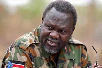 پایان تبعید رهبر شورشیان سودان جنوبی