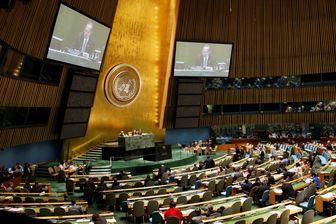 سازمان ملل درباره رژیم صهیونیستی ناپرهیزی کرد!