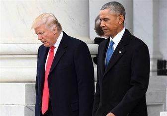 نظر ترامپ درباره حمله به سوریه در زمان اوباما