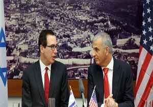 توافق ضدایرانی رژیم صهیونیستی و آمریکا