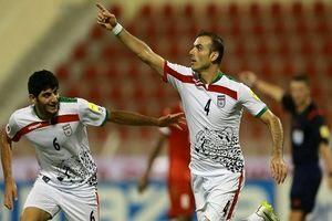آخرین قاب از سید جلال از حضور در تیم ملی ایران
