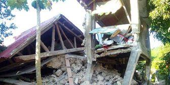 وقوع دو زلزله پی در پی در فیلیپین با ۸ کشته/ عکس