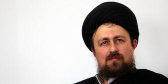 سید حسن خمینی پیروزی آیت الله رئیسی را تبریک گفت