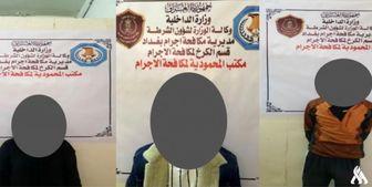 پنج داعشی در موصل دستگیر شدند