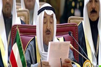 توصیه امیر کویت به سران عرب برای گفت و گو با ایران