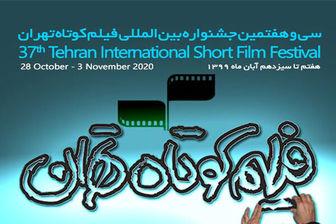 تازه ترین خبرها از جشنواره 37 فیلم کوتاه تهران
