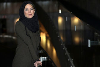 چهره درهم «ستاره پسیانی» در جشنواره فجر 38/ عکس
