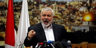هشدار رهبر حماس به صهیونیستها