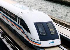 قطاری با سرعت ۶۰۰ کیلومتر در ساعت