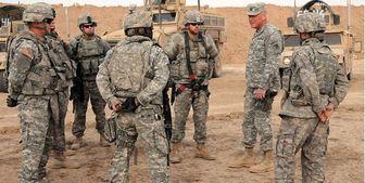 حمله به پایگاه نظامی آمریکا در شمال عراق