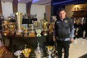 قلعهنویی در صدر پرافتخارترین مربیان باشگاهی ایران